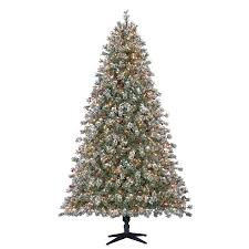 amazing decoration tree 7 5 pre lit ge prelit led