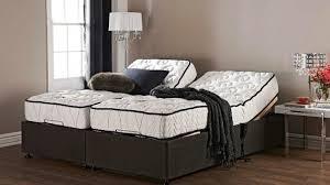 full size electric adjustable bed frame superb adjustable bed