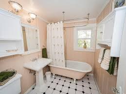 enchanting white cream porcelain antique clawfoot tub cream wall