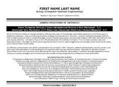 click here to download this reliability engineer resume template