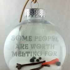 felt ornaments set of 2 from mymagicfelt on etsy