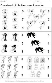 halloween worksheet 3