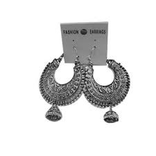 fancy jhumka earrings fancy jhumka earring at rs 80 pair s earring set id 9296037248