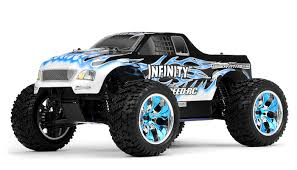 nitro monster truck exceed rc 1 10 2 4ghz exceed rc infinitve nitro gas powered rtr