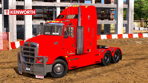 kenworth technical support kenworth t 609 interior v1 0 by rta team 1 28 x for ets 2