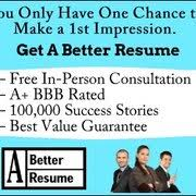 Resume Service Chicago A Better Resume Service 20 Reviews Editorial Services 134 N