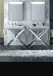 art deco basin with metal wash stand 18c bathroom vanity