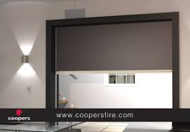Automatic Fire Curtain Domestic Fire Curtains Residential Coopers Fire