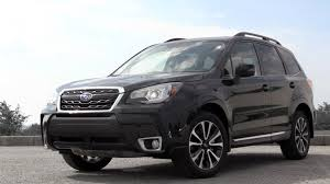 subaru forester 2016 black 2017 subaru forester review youtube