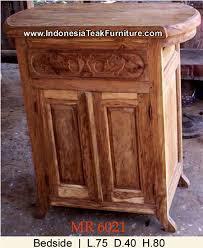 Indonesian Bedroom Furniture by Wood Bedroom Furniture Java