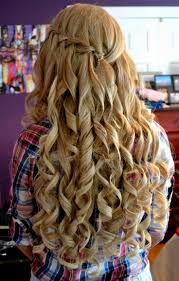 cute homecoming hairstyles curly tag easy homecoming hairstyles