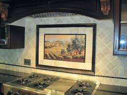tile murals for kitchen backsplash exles of kitchen backsplashes kitchen tile murals bathroom