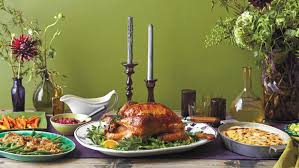 thanksgiving dinner recipes martha stewart