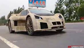 replica cars gumpert apollo replica in china is impressive overkill gtspirit