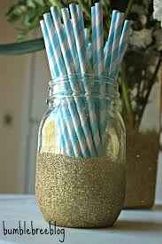 Glitter Home Decor Meg Made Creations Decorating With Vases Diy Home Decor 28