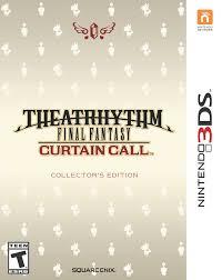 Curtain Call Tracklist Theatrhythm Final Fantasy Curtain Call Gets Collectors Edition