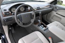 2010 Ford Taurus Interior 2008 Ford Taurus Review Who Says You Can U0027t Go Home Again