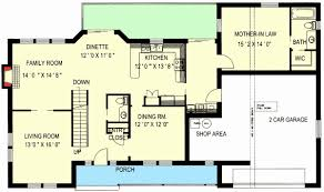 floor plans with in suite ranch home plans with inlaw suite best of wonderful house plans with