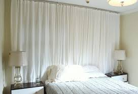Ceiling Mount Drapery Rod Curtains Ceiling Track System Double Curtain Rod Bracket Ceiling