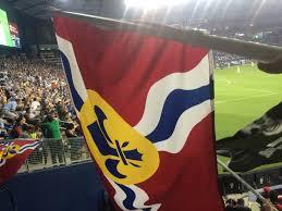 Misouri Flag St Louis Missouri U S