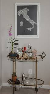 Dining Room Serving Cart by 337 Best Bar Carts Images On Pinterest Bar Carts Home And Bar Ideas