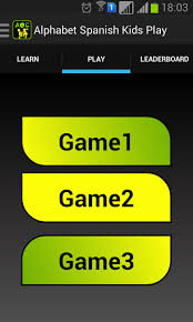 alphabet spanish kids garden android apps on google play