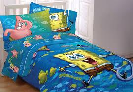funny spongebob toddler bed set u2014 modern home interiors create