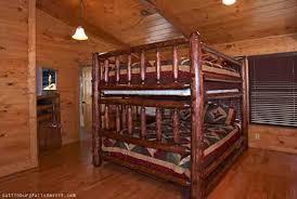 Gatlinburg Cabins 10 Bedrooms Gatlinburg Cabin Memory Maker 2 Bedroom Sleeps 10 Bunk