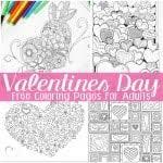 hidden message valentine u0027s day card easy peasy and fun