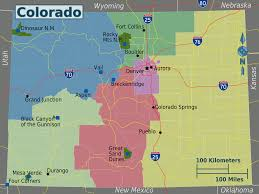 Colorado State Parks Map by File Colorado Regions Map Png Wikimedia Commons