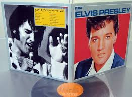 elvis presley japan elvis golden records sra 5221 gatefold