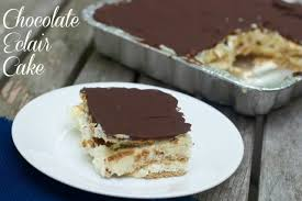 make ahead chocolate eclair cake recipes close to home