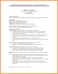 Masters Degree Resume Tailor Resume Sample About Resume Examples Events Coordinator