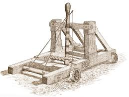 siege engines siege toys desktop catapults ballistas by michael woods