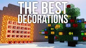 the best decorations using player heads in minecraft