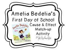 amelia bedelia first day of lesson plans author herman