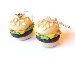 food earrings food earrings etsy