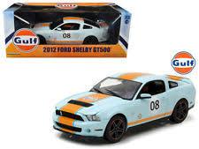 2012 ford mustang shelby gt500 2012 ford mustang shelby gt500 gulf 08 1 18 car model by