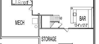 4 bedroom house plans with basement basement house plans 2 stories 1 house plans with basement