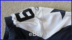 dallas cowboys thanksgiving day authentic issued worn