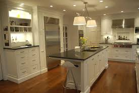 Kitchen Track Lighting by Kitchen Elegant White Kitchen Cabinet Refacing Ideas On Wooden