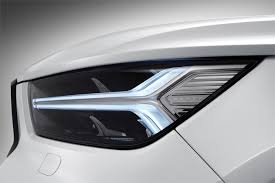 new volvo xc40 exterior detail volvo car group global media