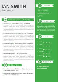 Cv Resume Online by Good Resume Template Serious Resume Mycvfactory