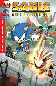 sonic the hedgehog 281 wings of fire part one slow burn