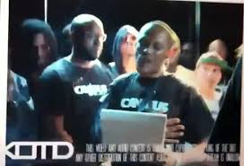 Career Officially OVER!!!...Canibus Battles With NOTEPAD!!