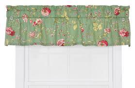 ellis curtain coventry medium scale floral tailored curtain