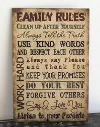 Rustic Country Home Decor Welcome To The Farm Rustic Distressed Typography Wood Sign 12