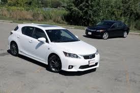 2012 lexus ct200h mpg 2013 lexus ct200h vs 2013 acura ilx hybrid car reviews