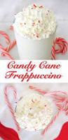 candy cane martini recipe candy cane frappuccino recipe 3 steps with pictures