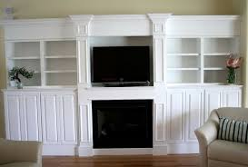 Media Center With Fireplace by Built In Entertainment Center With Fireplace Home Design Ideas